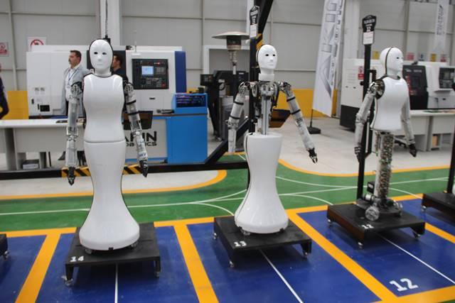 İnsansız Robot Fabrikası