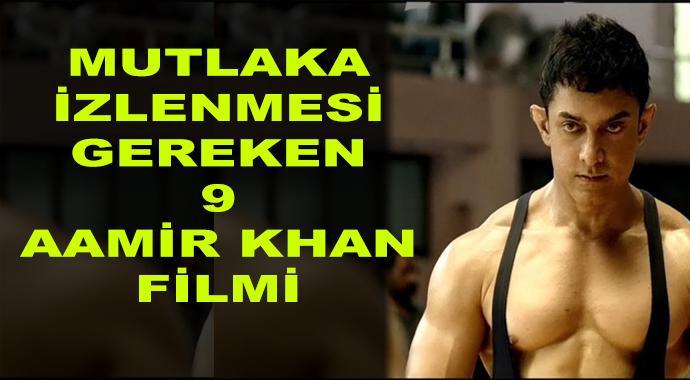 Mutlaka İzlenmesi Gereken 9 Aamir Khan Filmi