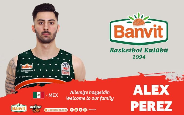 Alex Perez Banvit'te