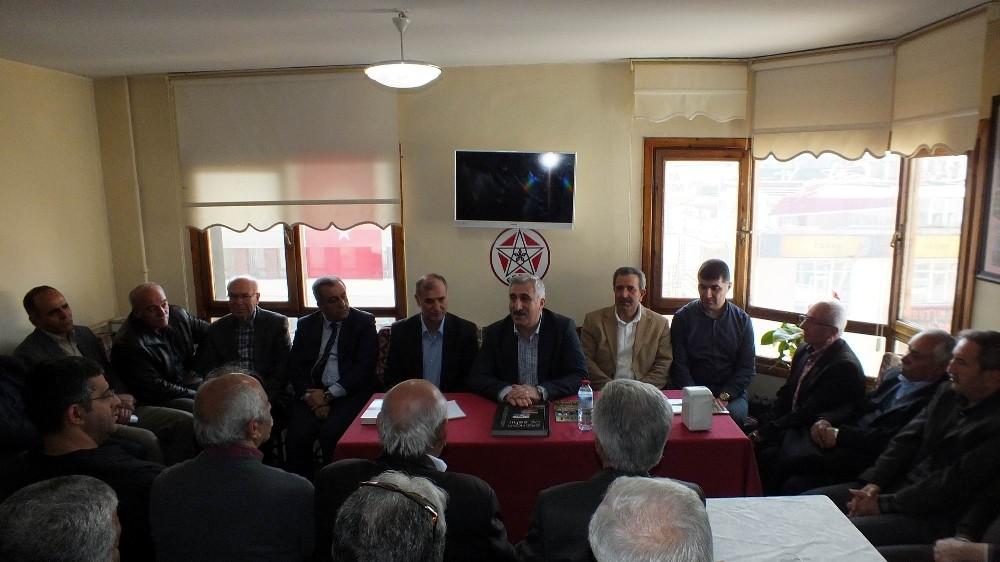 Orhan Birdal; ″Erzincan'a özel önem veriyoruz″