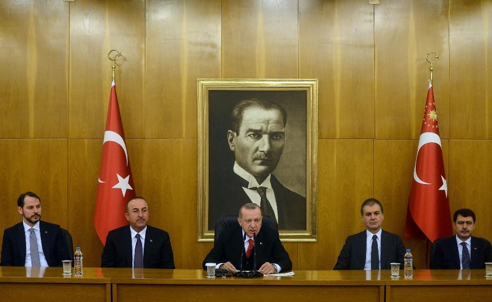 Cumhurbaşkanı Erdoğan'dan ″Sincar″ açıklaması