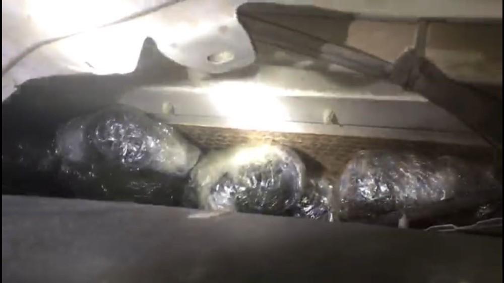 Van'da 4 kilo 150 gram afyon sakızı ele geçirildi