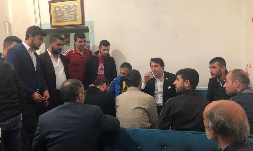 Aydemir: Dadaşlar 24 Haziranda AK destan yazacak