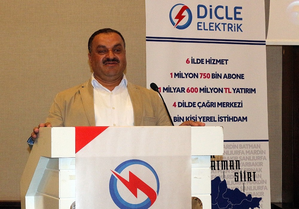 Dicle Elektrik İşletme Birimleri Çalıştayı başladı