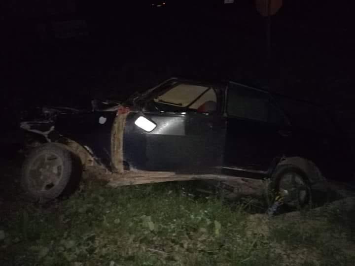 Kastamonu'da feci kaza: 1 Ölü, 2 Yaralı
