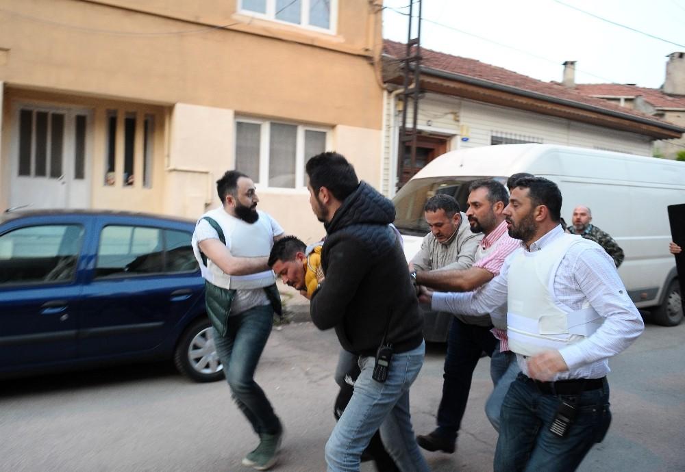Bursa'da rehine krizi kanlı bitti