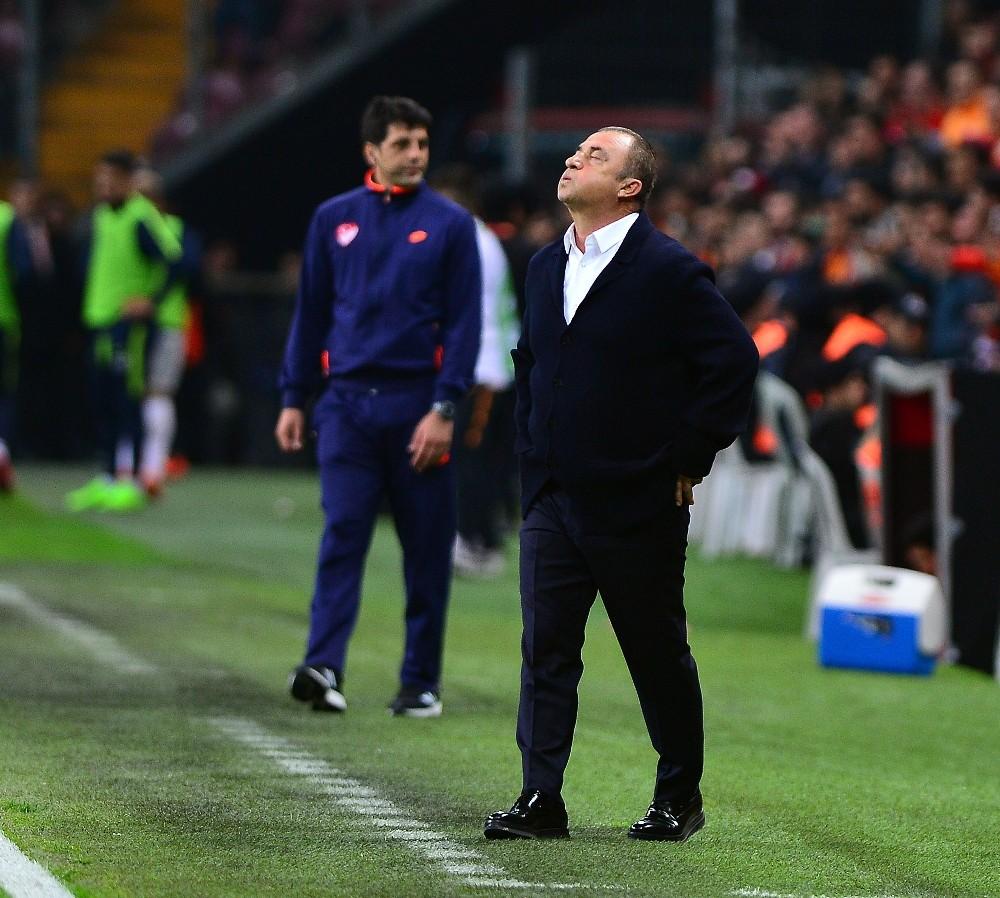 Ziraat Türkiye Kupası: Galatasaray: 0 - TM Akhisarspor: 2 (Maç sonucu)