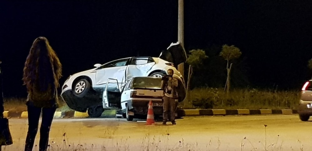Karabük'te trafik kazası: 6 yaralı
