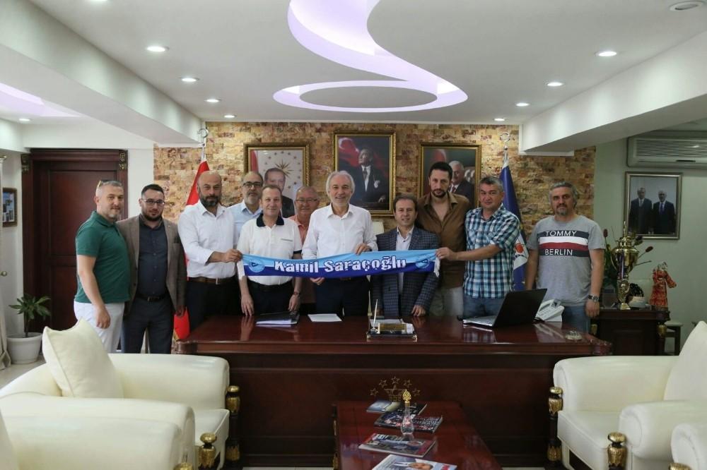 Başkan Kamil Saraçoğlu: Kütahyaspor'a desteğimiz sürücek