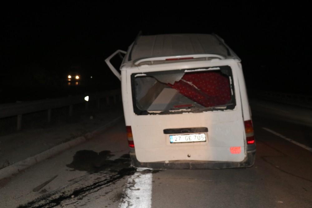 Gaziantep'te feci kaza: 2 ölü, 8 yaralı