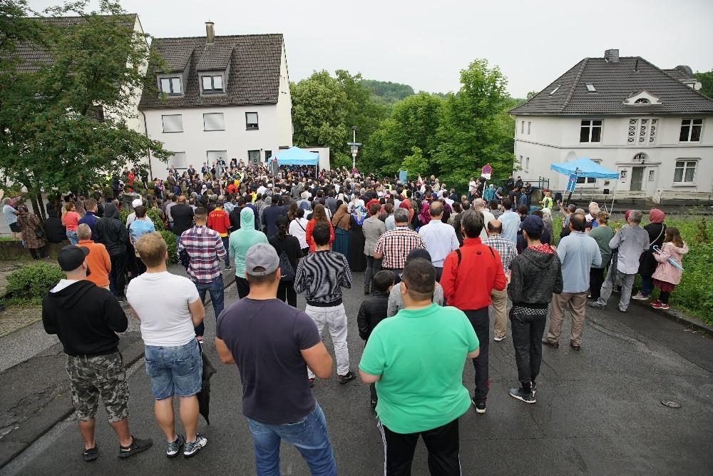 Solingen katliamının 25'inci yıldönümü