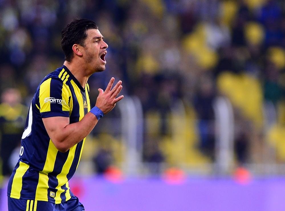 Spor Toto Süper Lig: Fenerbahçe: 0 - Osmanlıspor: 0 (İlk yarı)