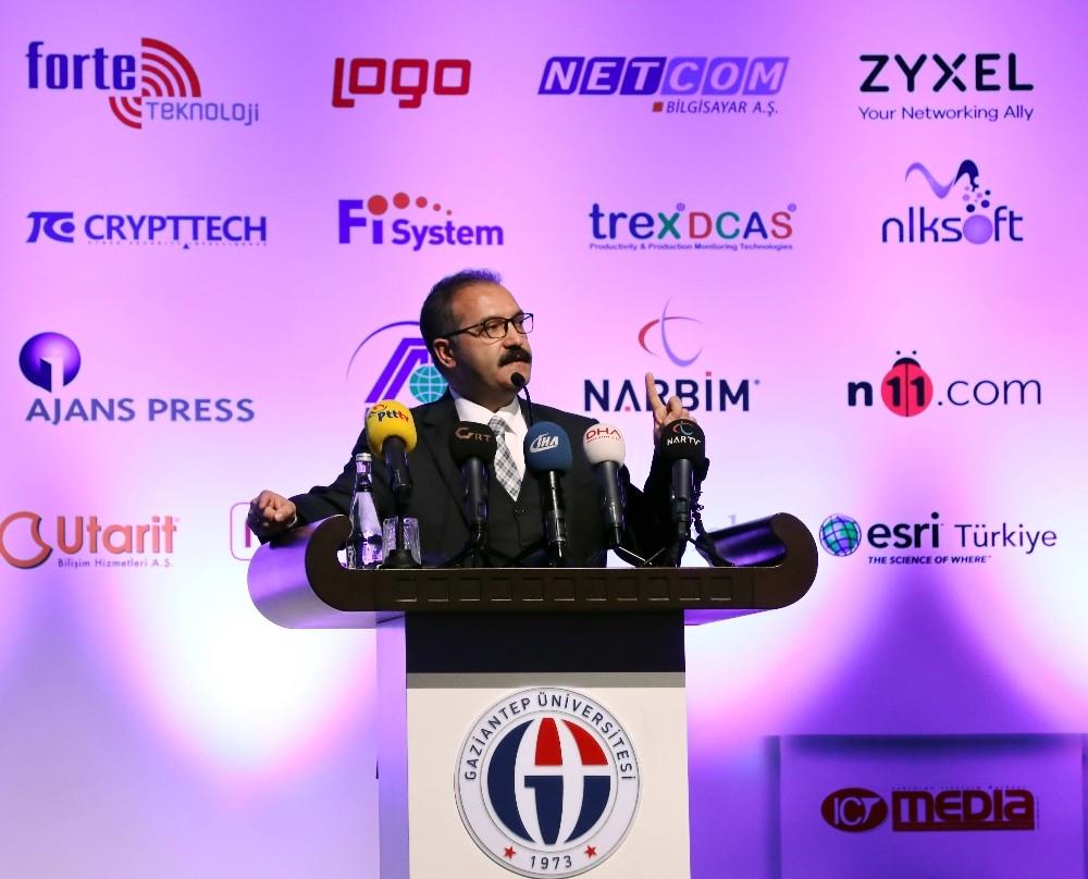 Anadolu Bilişim Buluşmaları 2 GAÜN'de başladı