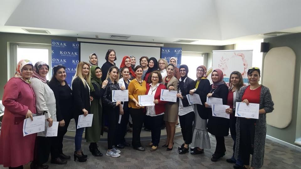 KAR-MEK'te görev yapan öğretmenlere ilk yardım eğitimi verildi