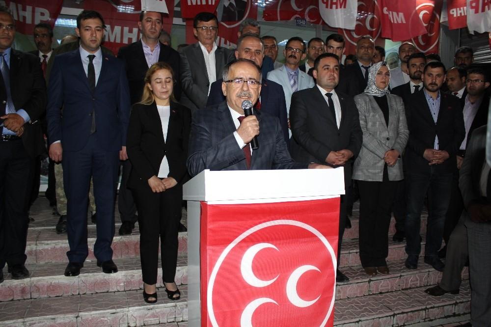 MHP Genel Başkan Yardımcısı Kalaycı: ″Cumhur İttifakı olarak hedeflerimiz büyük″