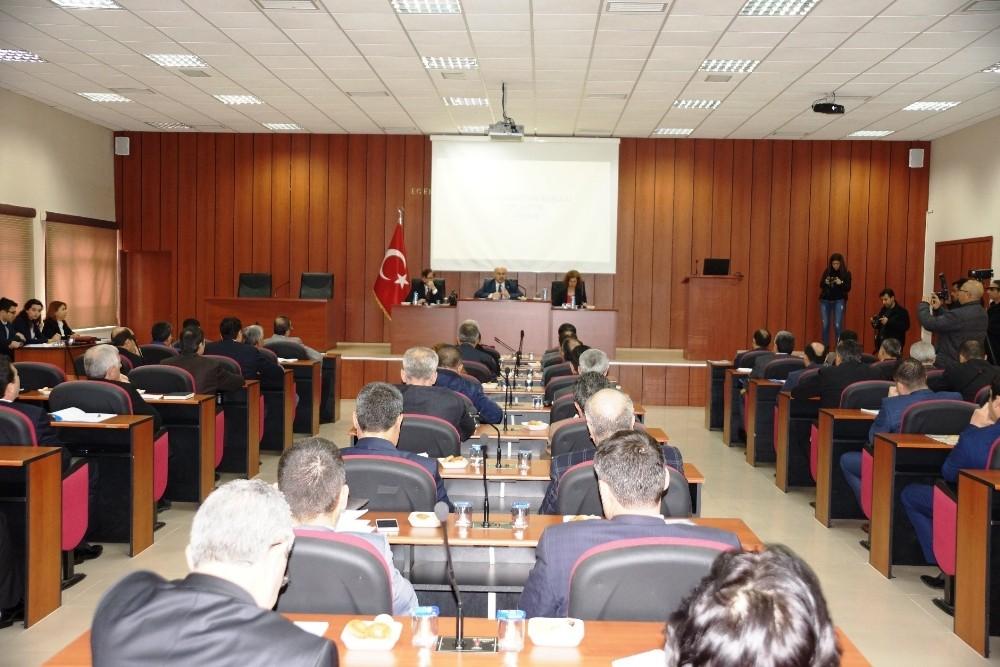 İl Koordinasyon Kurulu toplantısı Salı günü yapılacak