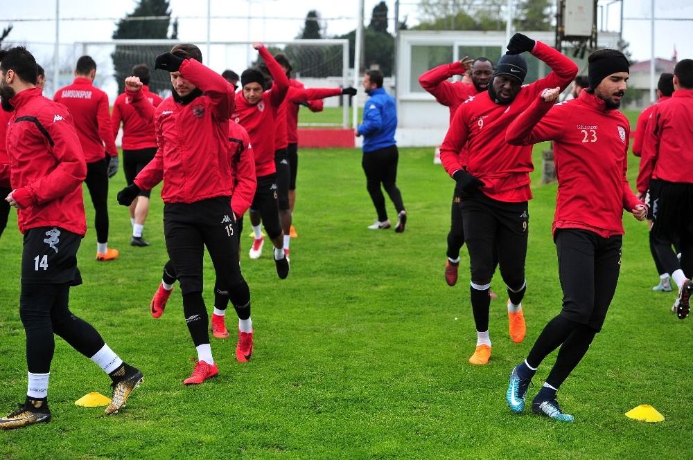 Samsunspor ile Adanaspor 48. randevuya çıkıyor