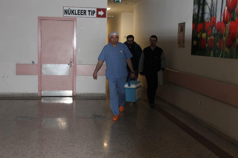Kaza sonrası beyin ölümü gerçekleşen gencin organları 5 kişiye umut oldu