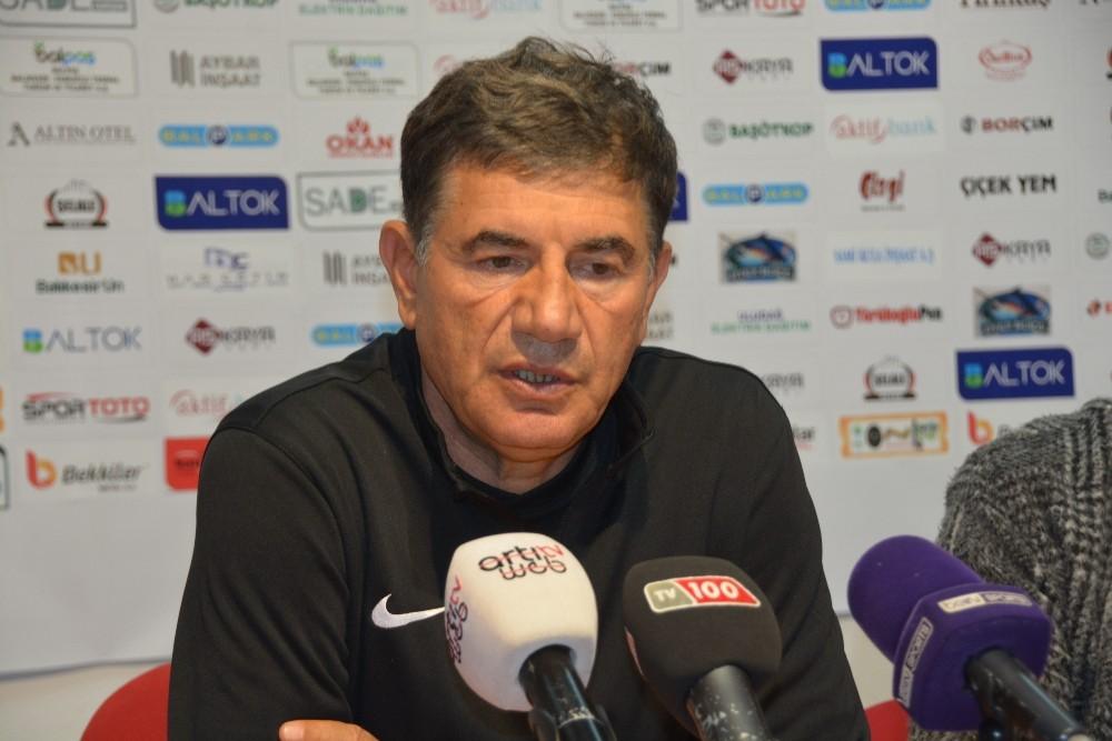 Balıkesirspor - Denizlispor maçının ardından