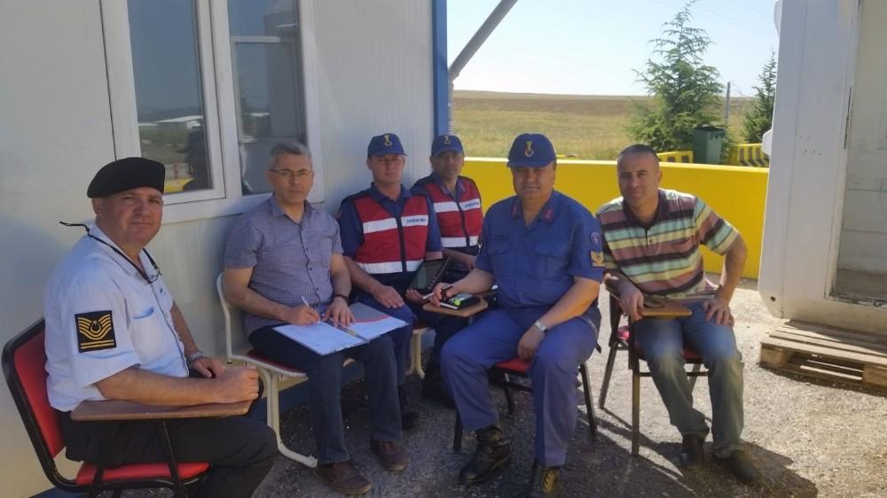 Albay Güçlü bayram öncesi ekipleri sahada denetledi