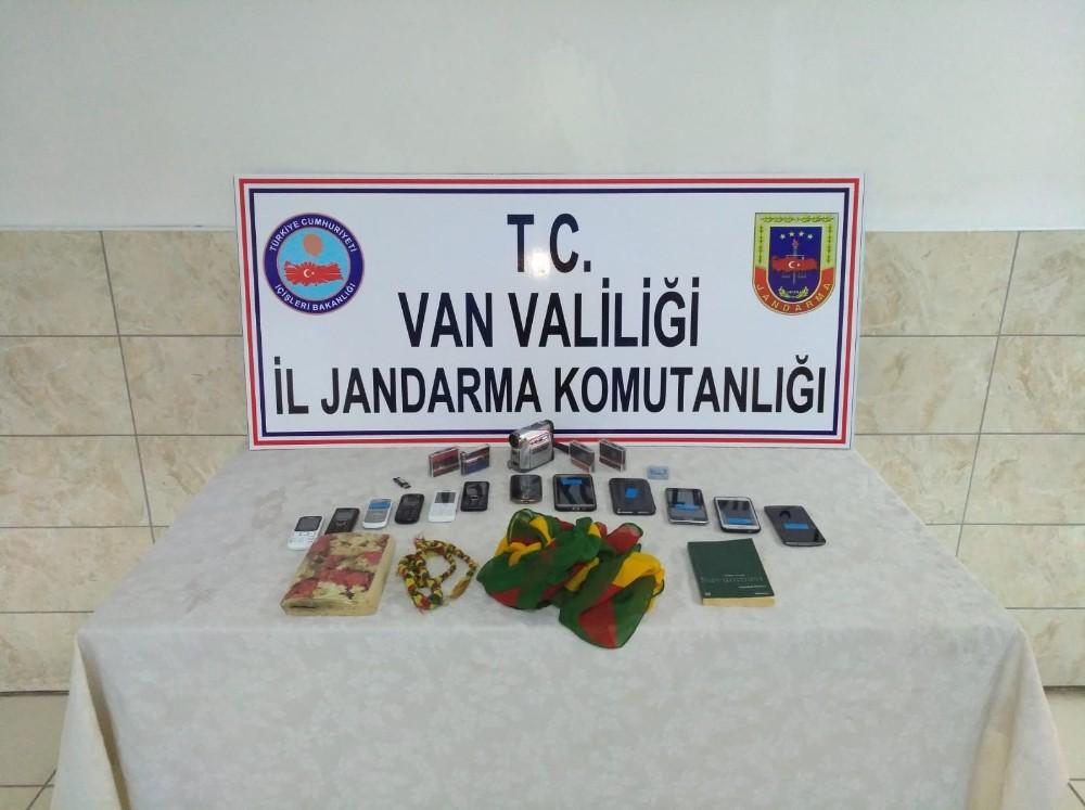 Van'da terör operasyonu; 16 gözaltı