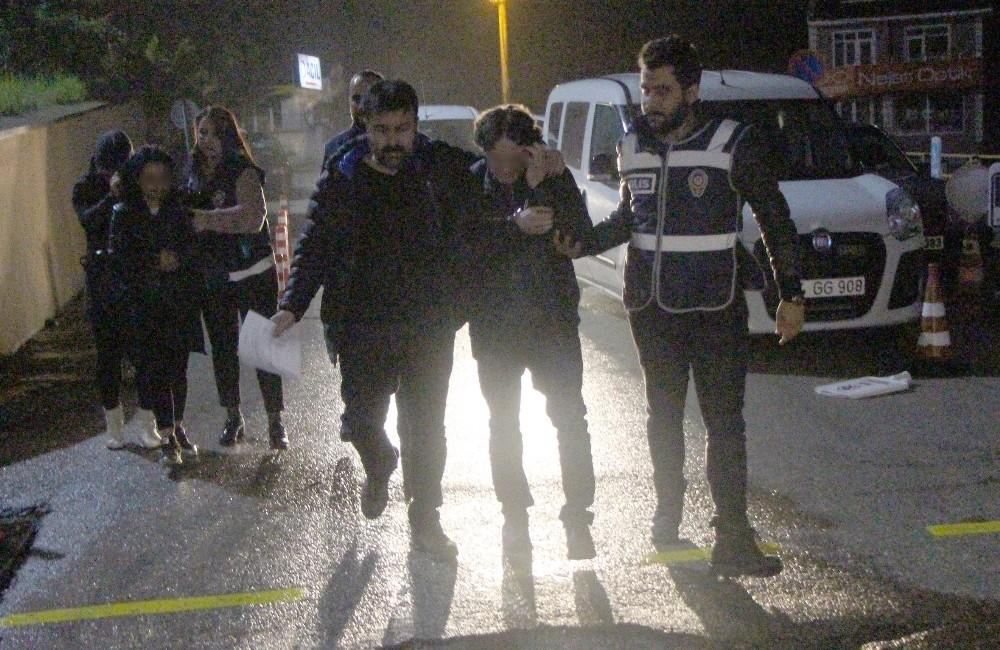 Bolu'da fuhuş operasyonu: 3 gözaltı