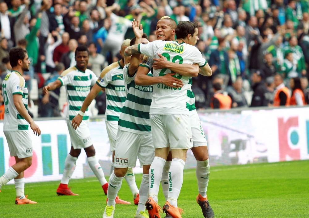 Bursaspor'un iç sahada Kasımpaşa'ya şansı tutuyor