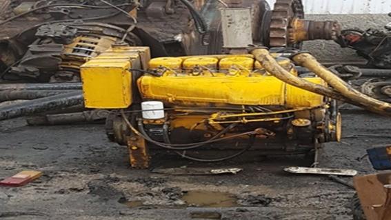Ankara'da makine hırsızları tutuklandı