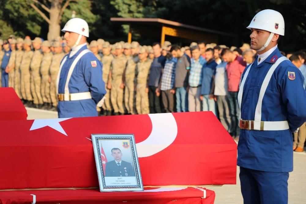 Şehit asker ve korucu için Kahramanmaraş'ta tören düzenlendi