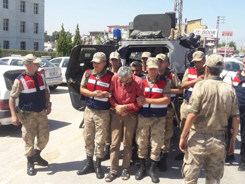 Hatay'da Suriye uyruklu 3 PKK'lı yakalandı