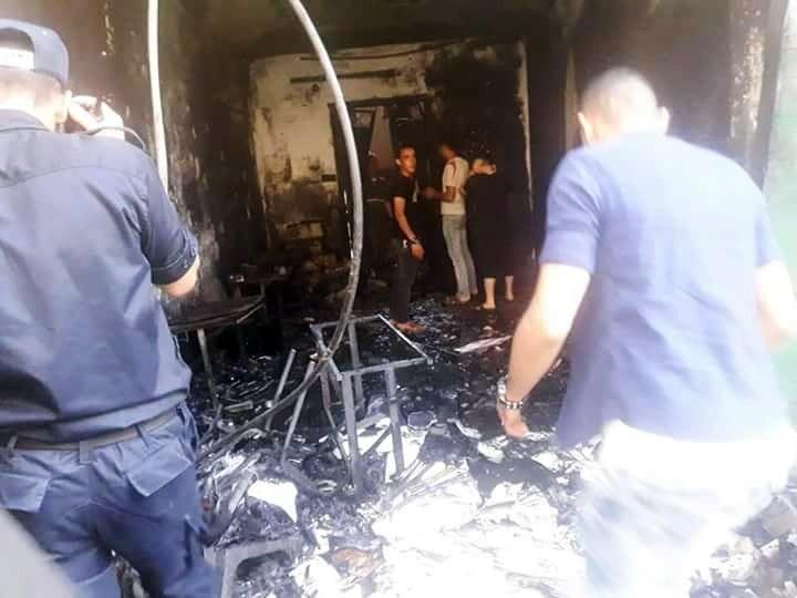 Gazze'de patlama: 2 ölü, 8 yaralı