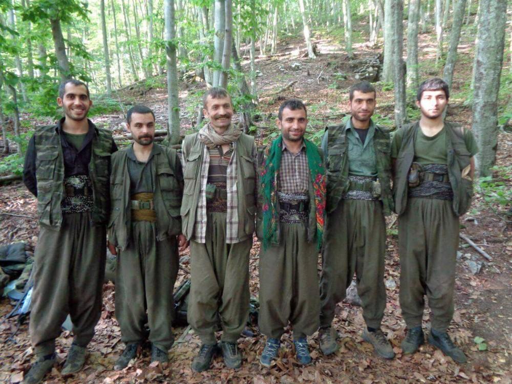 Amanoslar'da öldürülen gri listede olan 6 teröristin kimlikleri belli oldu