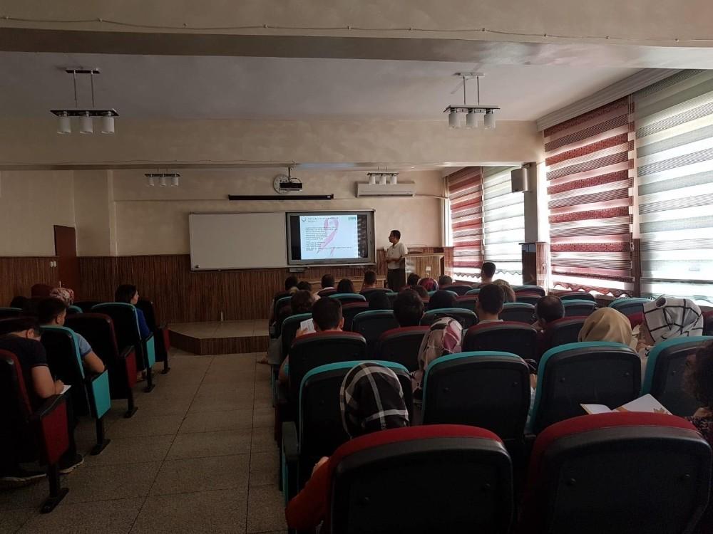 Rehber Öğretmenler yıl sonu toplantısı yapıldı
