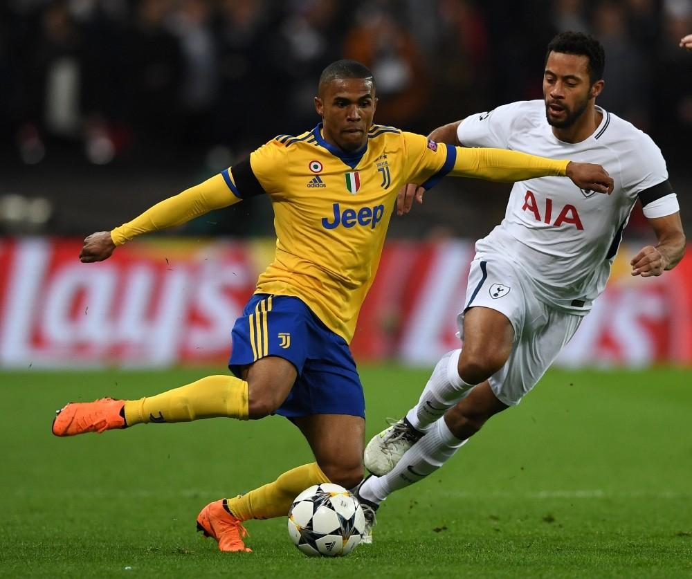 Juventus, İngiltere'de çeyrek final biletini aldı