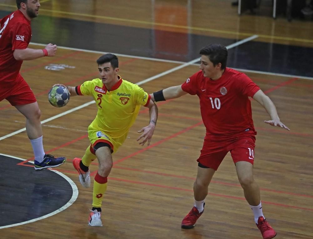 THF Erkekler Süper Ligi: Göztepe: 29 - Antalyaspor:26
