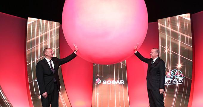 6,3 Milyar Dolarlık 'Star Rafinerisi' Açıldı