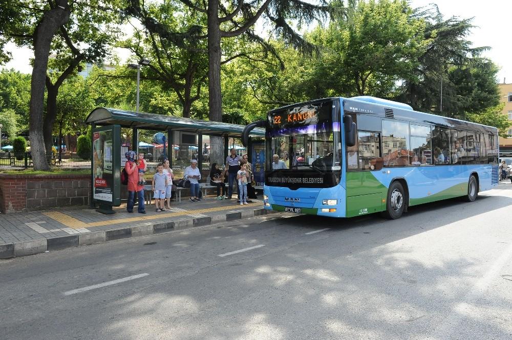 Trabzon Büyükşehir Belediyesi 15 Temmuz'da vatandaşları ücretsiz taşıyacak