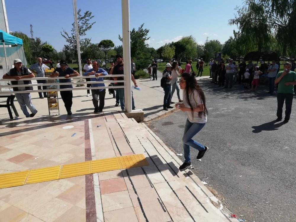 Afyonkarahisar'da KPSS heyecanı