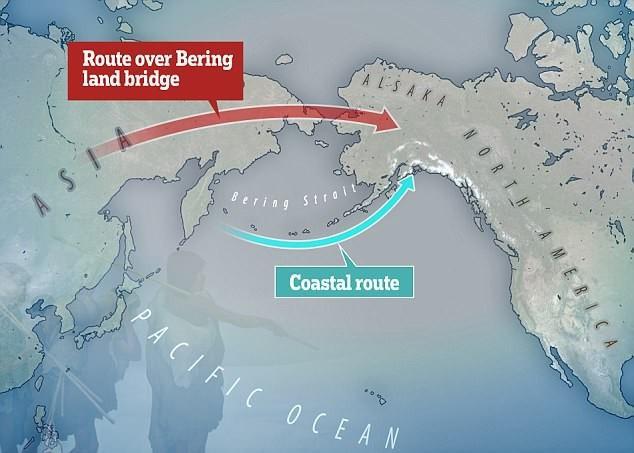 """Buffalo Üniversitesi bilim adamları: """"Amerika'ya ilk geçiş Berring boğazından değil Kanada'nın kıyı şeridinden yapıldı"""""""