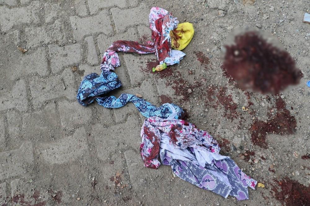 Diyarbakır'da koca dehşeti: 2 yaralı