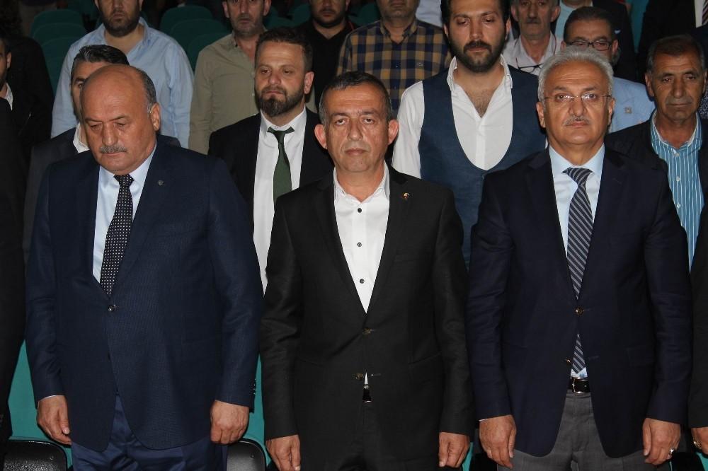 Ahmet Tanoğlu yeniden Anagold 24 Erzincanspor kulüp başkanı seçildi