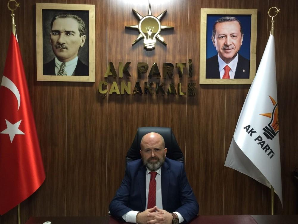 AK Partili Sezen'den Başkan Gökhan'a tepki