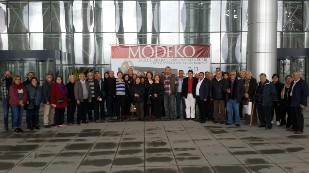 Didim Ticaret Odası'ndan İzmir Mobilya Fuarı'na ücretsiz ulaşım desteği