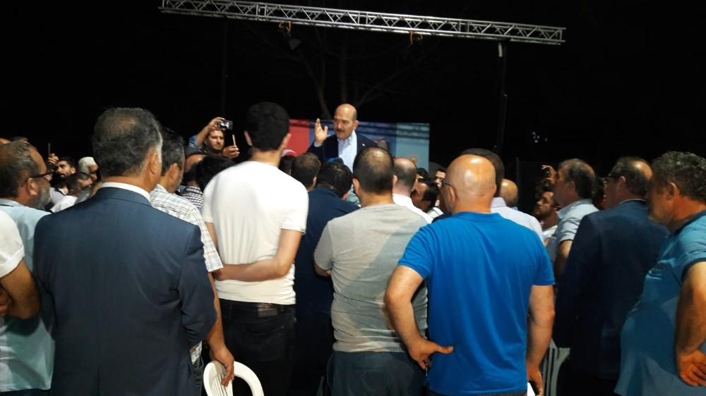 İçişleri Bakanı Soylu'dan UBER açıklaması