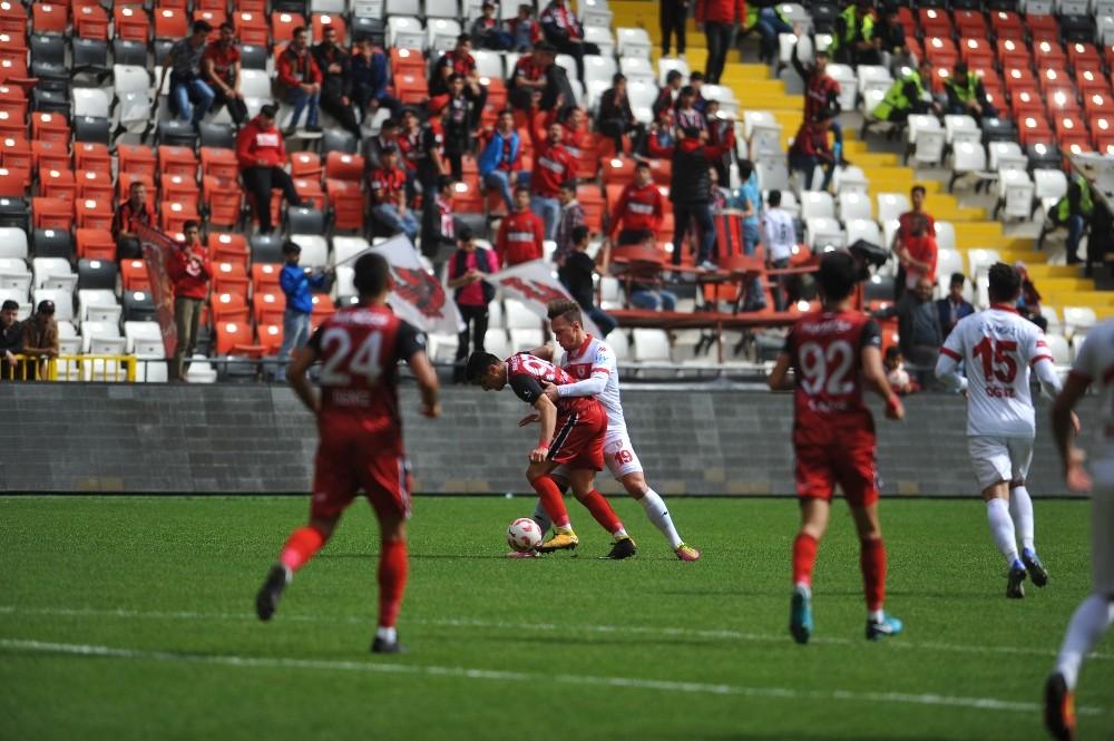 Spor Toto 1. Lig: Gaziantepspor: 2 - Samsunspor: 1