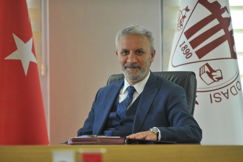 İTSO Başkanı Yavuz Uğurdağ: