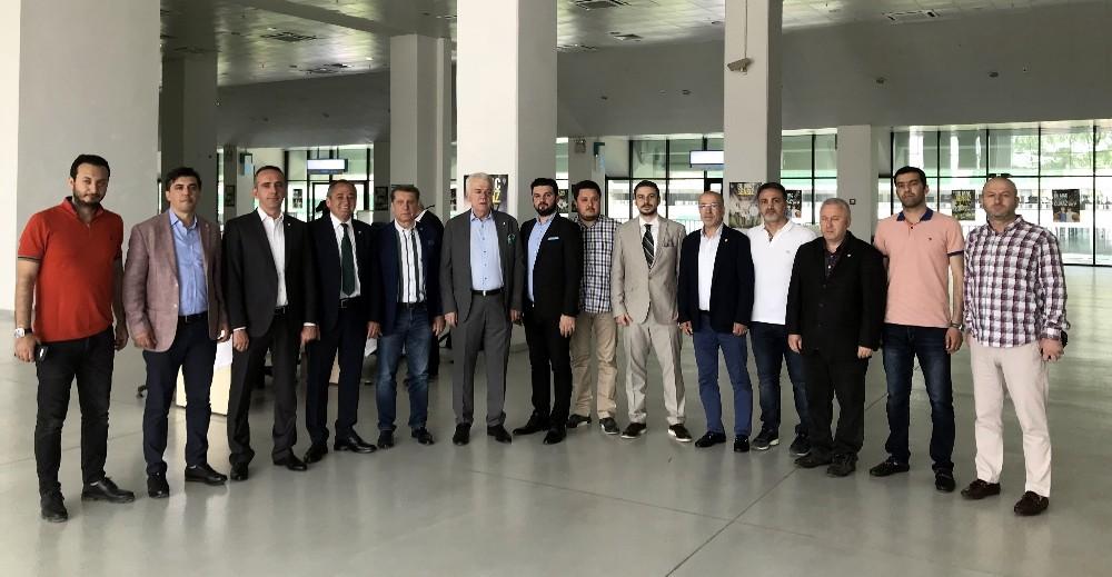 Bursaspor'un Olağan Genel Kurul Toplantısı'nda çoğunluk sağlanamadı