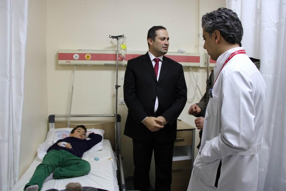 Erzincan'da Çocuk Acil Servisi hizmete açıldı