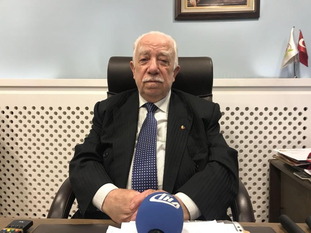 Afyonkarahisar Yaş Sebze ve Meyve Komisyoncuları Derneği Başkanı Ali Çiloğlu: