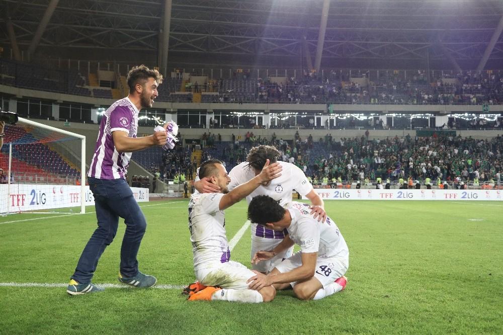 Afjet Afyonspor kupasını kaldırdı
